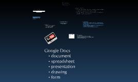 Google Docs Presentation