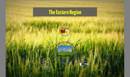 Agriculture of the eastern united st