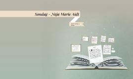 Copy of Søndag - Naja Marie Aidt