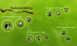 Copy of Taalontwikkeling