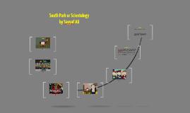 South Park or Scientology