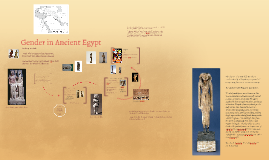 Gender in Ancient Egypt