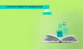 Cuaderno digital de computacion