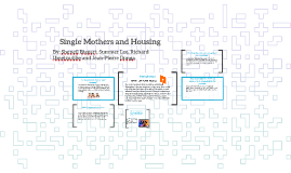 Single Mothers and Housing