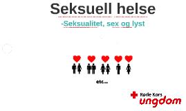 Seksuell helse