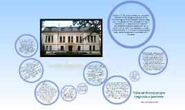 Trybunał Konstytucyjny i jego rola w państwie