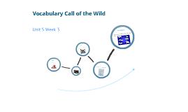 Call of the wild vocab