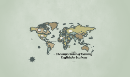 The importance of learning English for business