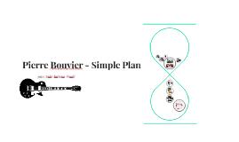 Pierre Bouvier - Simple Plan