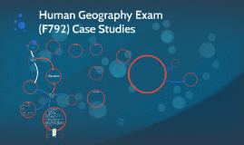 AS Human Geography Case Studies