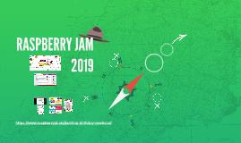 RASPBERRY JAM 2019