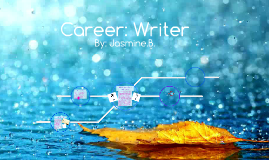 Intro: What's a Writer?