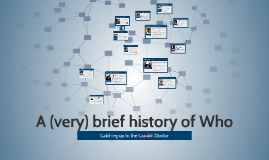 A (very) brief history of Who