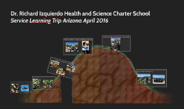 HSS Service Learning Trip Arizona April 2016