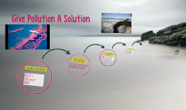Give Pollution A Solution