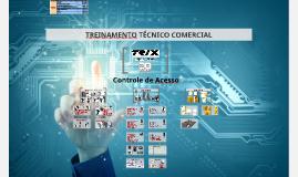 (LAÉRCIO) TREINAMENTO TÉCNICO COMERCIAL - Controle de Acesso