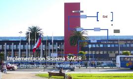 Implementación Sistema SAGIR