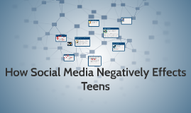 How Social Media Effects Teens