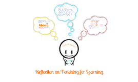 Reflection on Teaching for Learning