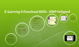 Copy of E-Learning & Functional Skills