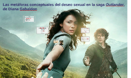 Las metáforas conceptuales del deseo sexual en la saga