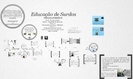 Educação de Surdos: percurso histórico e concepções sociais