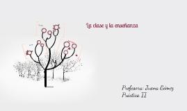 La clase y la enseñanza