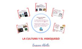 Videojuegos y cultura