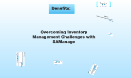 Inventory Management Use Case