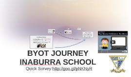 BYOT JOURNEY - INABURRA SCHOOL