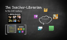 What in the world does a school librarian DO?!