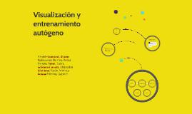 Visualización y entrenamiento autógeno