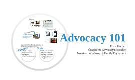 Advocacy101-JHU