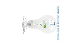 Copy of Sistema Nacional de Innovación de Honduras