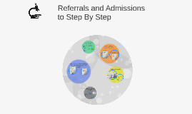 Referrals and Admissions to Step By Step