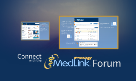 Connect with the MedLink Neurology Forum
