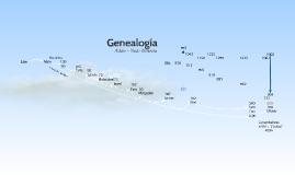 Genealogías