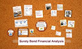 Copy of Surety Bond Financial Analysis