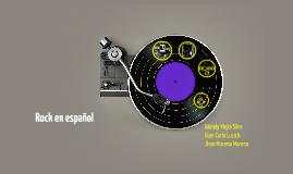 Copy of Rock en español