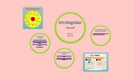 Arts Integration Handout