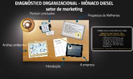 DIAGNÓSTICO ORGANIZACIONAL - MÔNACO DIESEL