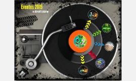 CALENDARIO DE EVENTOS 2015