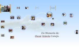 En Memoria de Oscar Artavia Conejo.