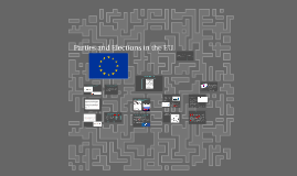 Parties and Elections in the EU