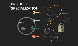 PRODUCT SPECIALIZATION