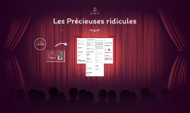Copy of Les Précieuses ridicules