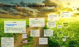CPP (Analytical Essay: Bartholomae) Words and Ideas are Property