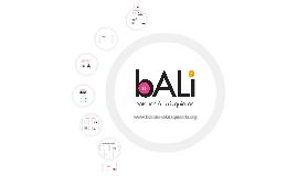bALi- Presentation 2013