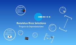 Bazaldua Bros Solutions