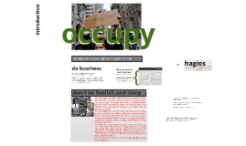Pursue Holiness Part Two: Occupy